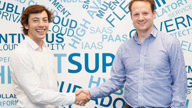 Big Data start-up gets hand from experienced solutions provider